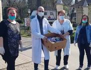 COVID Kórház Támogatás - Segíts Te is!
