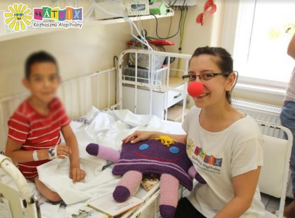 Bohócdoktorok - a beteg gyermekekért